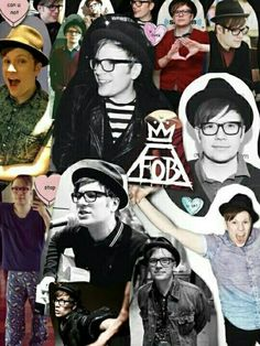 Patrick Stump, why are you so adorable? :)