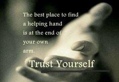 Selflove - Trust yourself