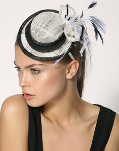 I Just Need to Pop Down to the Milliner and Pick Up My Fascinator.