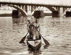 how to canoe