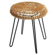 Une chaise tressée par Sophie Ferjani - Femme Actuelle