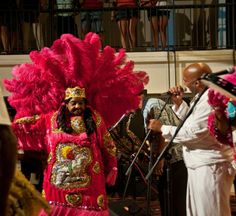 Mardi Gras Indians | Mardi Gras Indians remain part of the cultural fabric.