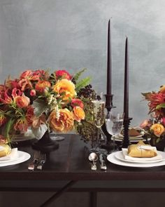 """See the """"Autumnal Blooms"""" in our Fall Wedding Flower Arrangements gallery"""