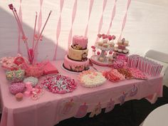 Baby Shower center table