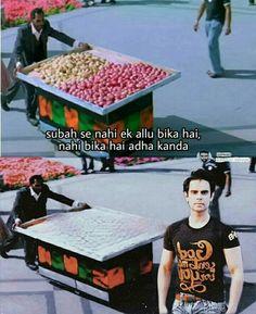 Super Funny Memes, Really Funny Memes, Desi Memes, Dankest Memes, Veg Jokes, Indian Jokes, Bollywood Memes, Jokes In Hindi, Funny Images