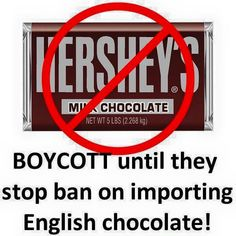 over 16,500 so far..  Protest Hersheys Lawsuit against British Chocolate Importers http://petitions.moveon.org/sign/protest-hersheys-lawsuit