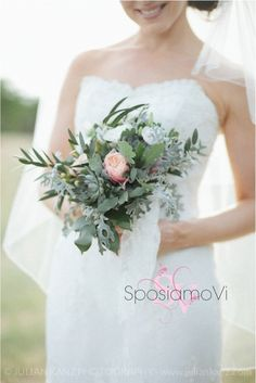 #rustic #country_bouquet #wedding_tuscany #sposiamovi