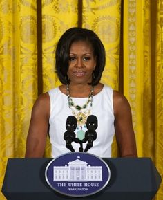 Our Favorite Looks From The First Lady | theglitterguide.com