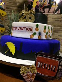 Himym birthday cake