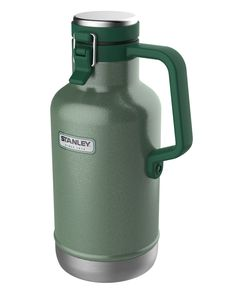 Stanley Classic Vacuum Growler - A Growler Built for Camping Stanley Thermos, Stanley Adventure, Beer Growler, Hooch, Cool Gear, Wine And Beer, Best Beer, Root Beer