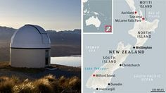 Black magic: New Zealand by night New Zealand Travel, Another World, Black Magic, Stargazing, Night, News