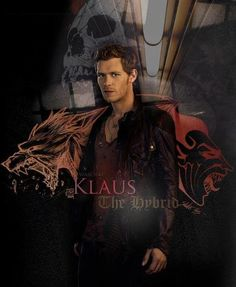 Klaus Mikaelson The Vampire Diaries Characters Cast Originals