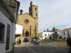 Plaza de San Pedro de Alcántara.