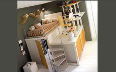 modern small kids bedroom design