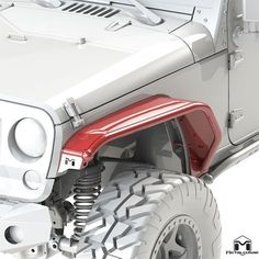 Jeep Wrangler JK Overland Tube Fenders offer a choice for the JK Wrangler Owner. Providing quality craftsmanship and the Metalcloak signature look without the extreme strength or clearance found in the Overlines. Jeep Wrangler Accessories, Jeep Accessories, Hummer H3, Jeep Wrangler Jk, Jeep Wrangler Unlimited, Jeep Jku, Jeep Willys, Jeep Fenders, Jeep Mods