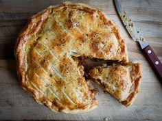 Den allerbedste pie finder du hos Wild Kiwi Pies i Valby og på Vesterbro, og jeg har været så heldig at få fingrene i opskriften.