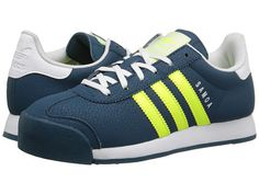 adidas Originals Kids Samoa J (Big Kid)