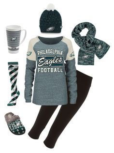 """Your #FlyEaglesFly """"Snow Day"""" essentials kit"""