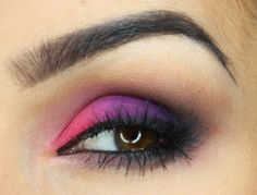 Daria Kłosowicz beauty blog: Intensive pink