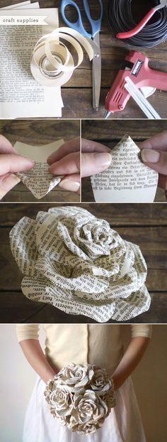 Storybook paper roses                                                                                                                                                                                 More