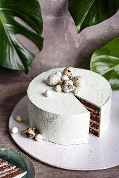 Pääsiäisen herkut onnistuvat Ruokatorstain resepteillä. Yams, Pavlova, Feta, Panna Cotta, Cake Recipes, Dairy, Sweets, Cheese, Baking