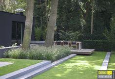Moderne tuinen - All in Tuinen