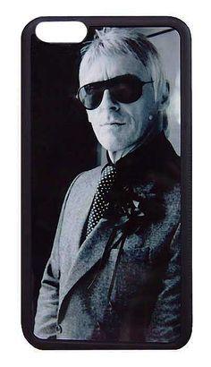 【Paul Weller】ポール・ウェラー iPhone6/6s ハードカバー モノクロ(B)