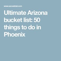 Heaven VS Hell Mesa AZ Things To Do In Phoenix Pinterest - 12 things to see and do in phoenix