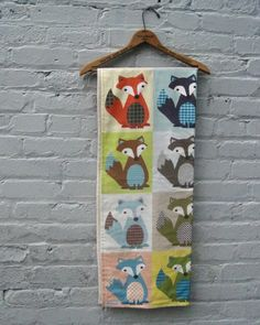 Organic Baby Blanket - SewnNatural $69.00, via Etsy. @Anna Totten Madrid cute :)