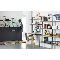 peg coat rack in view all storage | CB2