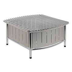 Vollrath Buffet Station wGrill Natural 16 Square x 7 12H  HUB52116 ** Want to know more, click on the image.