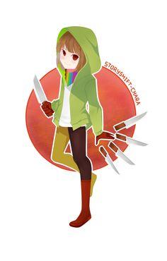 chara from storyshiftut-storyshift.tumblr.com/