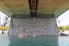 Urban Boulder Vienna Photo by Sebastian Wahlhuetter -- National Geographic Your Shot
