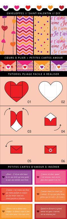 Cinq petits riens pour la Saint-Valentin