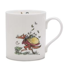 Fantastic Mr Fox Mug by Roald Dahl at Dotmaison