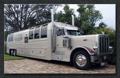 1000 images about truck conversions on pinterest for Peterbilt motor coach for sale