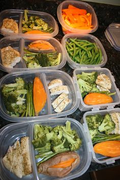 Fit & Healthy Mommy: Batch Meal Prep - Clean Eating