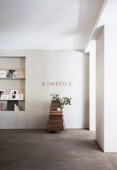 Kinfolk Gallery  | NORM Architects | Archinect