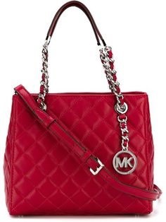 MICHAEL MICHAEL KORS Small Shoulder Bag. #michaelmichaelkors #bags #shoulder bags #hand bags #leather