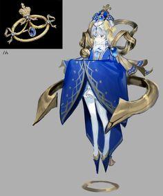 수줍 (@shycocoa) / Twitter Female Character Design, Character Design References, Character Design Inspiration, Character Concept, Character Art, Concept Art, Fantasy Characters, Anime Characters, Poses References