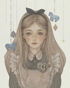 2/8 Алиса Замкнутость, странноватость, аналитическое мышление. В друзьях Кролик, Шляпник и Чеширский кот. Уважаю Гусеницу. С Королевами терпеть друг друга не можем.