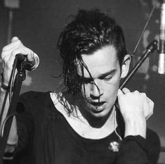He's the lead singer. Get to Know: Matt Healy of the 1975