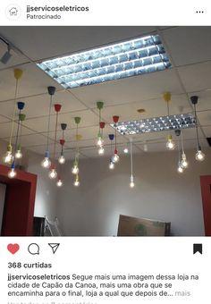#capaodacanoa #luminarias #coloridas #iluminacao Design