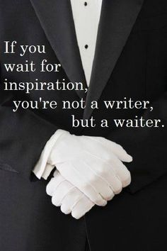 Ouch....this is how I feel. I use to write every day but not so much now....I've lost my mojo :'(