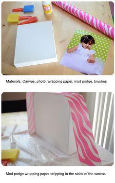 DIY Canvas | Vickie Lan | Photographer