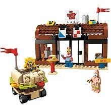 Constructibles SpongeBob SquarePants LEGOå¬ åÎÌ_Bandaged Minifigure SpongeBob PatientåÎÌ_MinifigureåÎÌ_ * All parts are genuine LEGOå¬ pieces * Item is not in LEGOå¬ packaging * Item pictured is the actual minifigure you will receive * This .