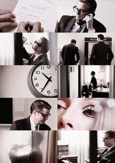 A Single Man, love Colin Firth's performance in it.