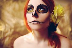 sugar skull 6. by ~photosofme on deviantART