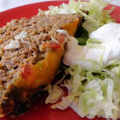 TACO MEATLOAF ... BLUE RIBBON WINNER....pj