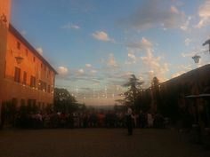 Our Sept celebration at @villacatignano